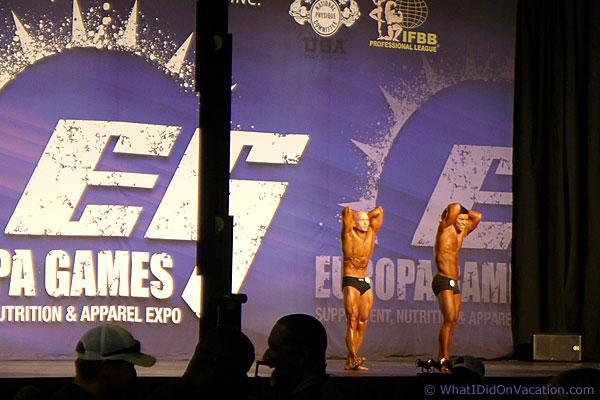 europa games bodybuilding