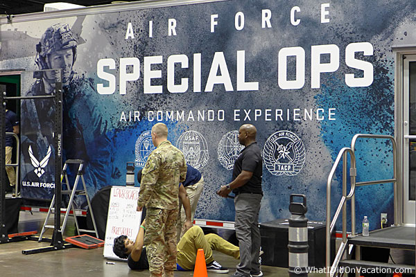 us air force special ops europa games orlando 2019