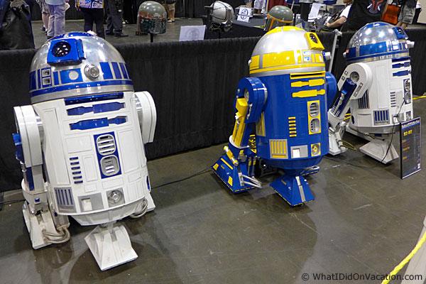 MegaCon 501st droids