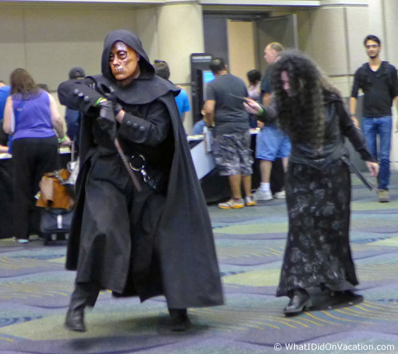 MegaCon 2015 cosplay villian