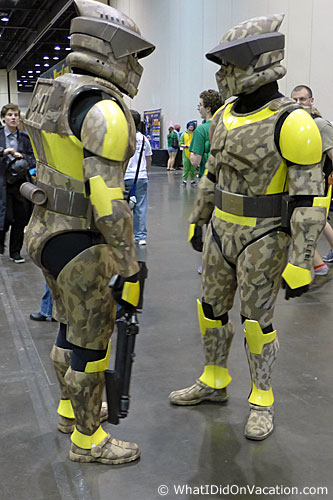 MegaCon 2015 cosplay halo