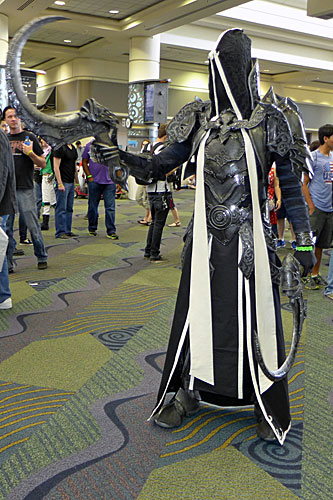 MegaCon 2015 cosplay  death
