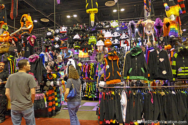 MegaCon costumes for sale