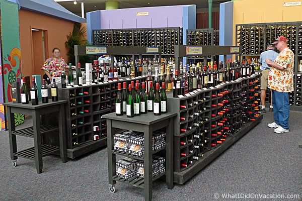 epcot food and wine store