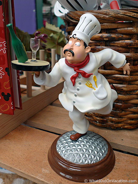 epcot food and wine festival bumbling chef