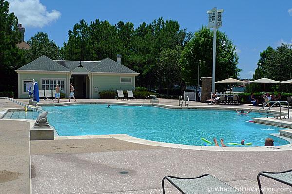congress park pool