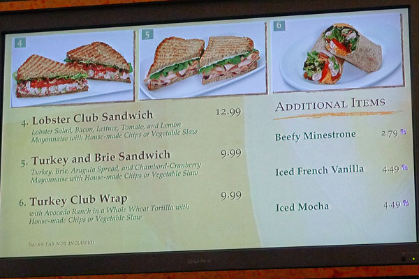 food court menu panel 2
