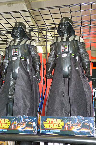 giant Darth Vader doll