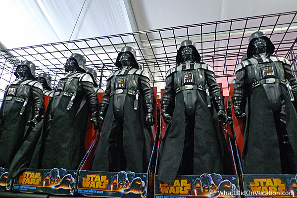more giant Darth Vader dolls for sale
