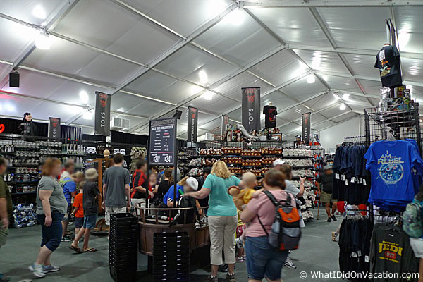 star wars fans go nuts for merchandise