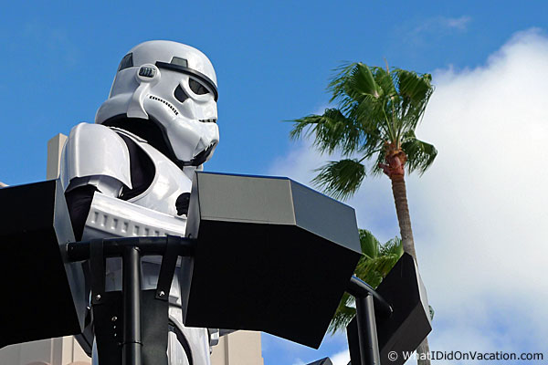 storm trooper lost friends on the death star