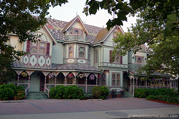 Cape May large victorian house