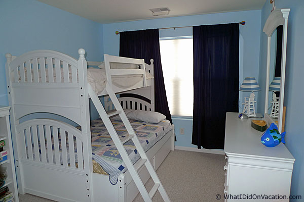 Wildwood Crest boys room