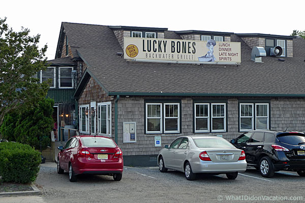 Lucky Bones Cape May New Jersey
