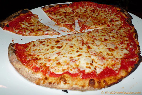 pizza margheritta