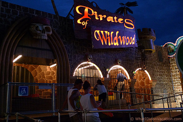 Pirates of Wildwood