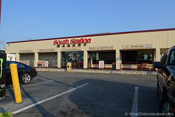 South Station Market Wildwood Crest