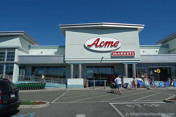 Wildwood ACME Supermarket