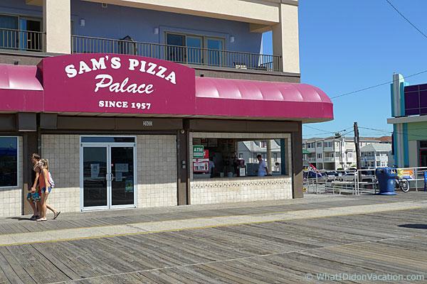 Wildwood Sam's Pizza