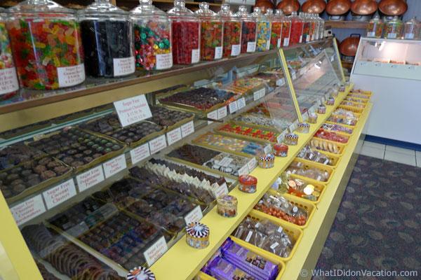 Fudge Kitchen candy