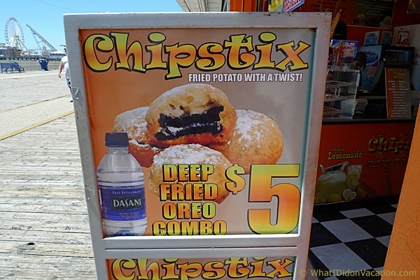 Chipstix Fried Oreos