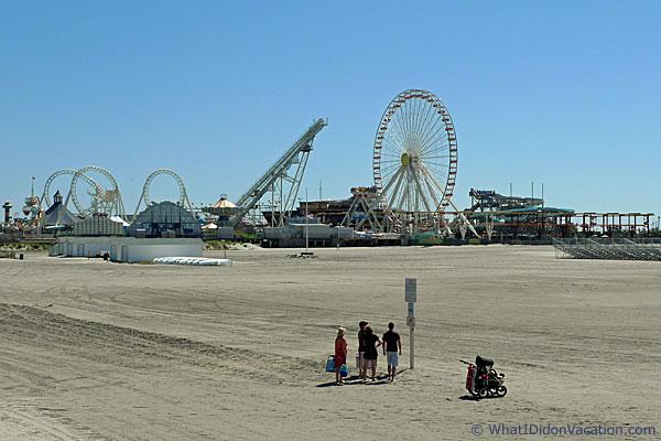 Moreys Mariner's Landine pier