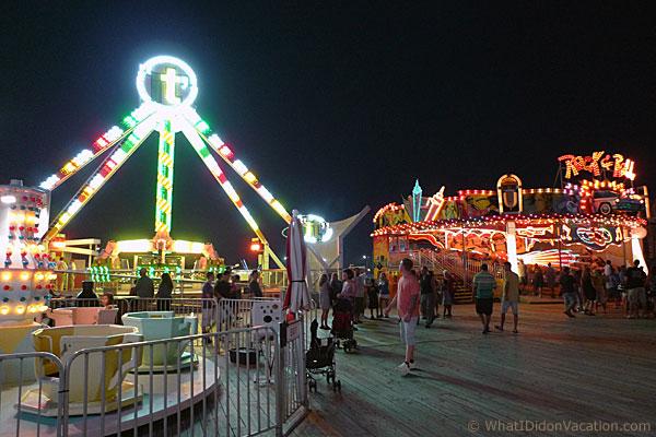 surside pier rides
